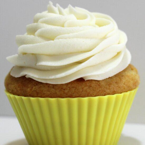 Vanilla Downfall Cupcakes El Paso
