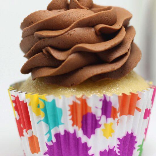 Vanilla and Chocolate Dream Cupcakes