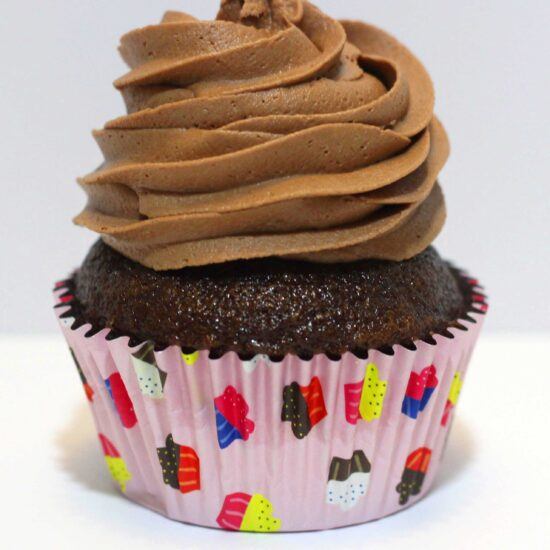 Chocolate Overload Cupcakes