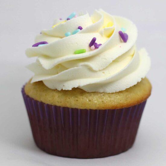 Vegan Vanilla Cupcake Bakery
