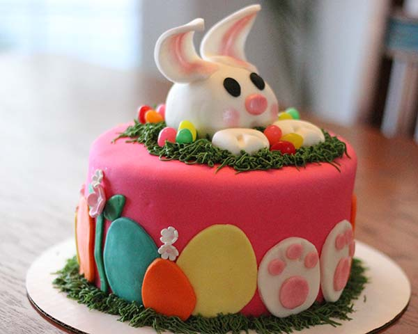 Custom Easter Cakes TX NM